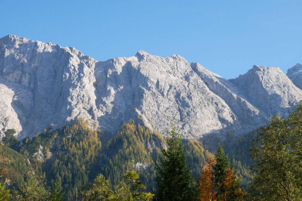Eibsee Wettersteingebirge