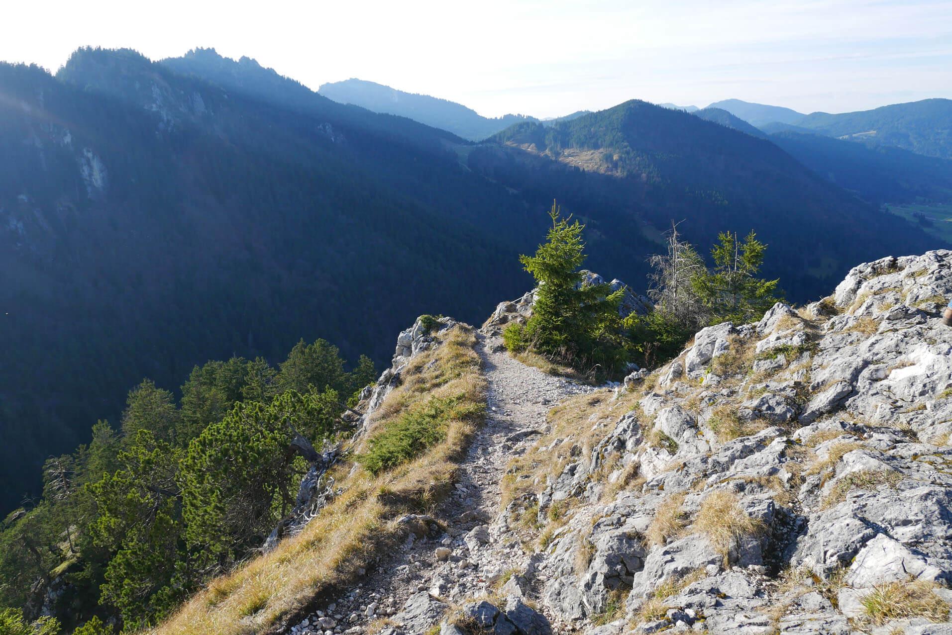 Kofel Oberammergau Gipfel Weg
