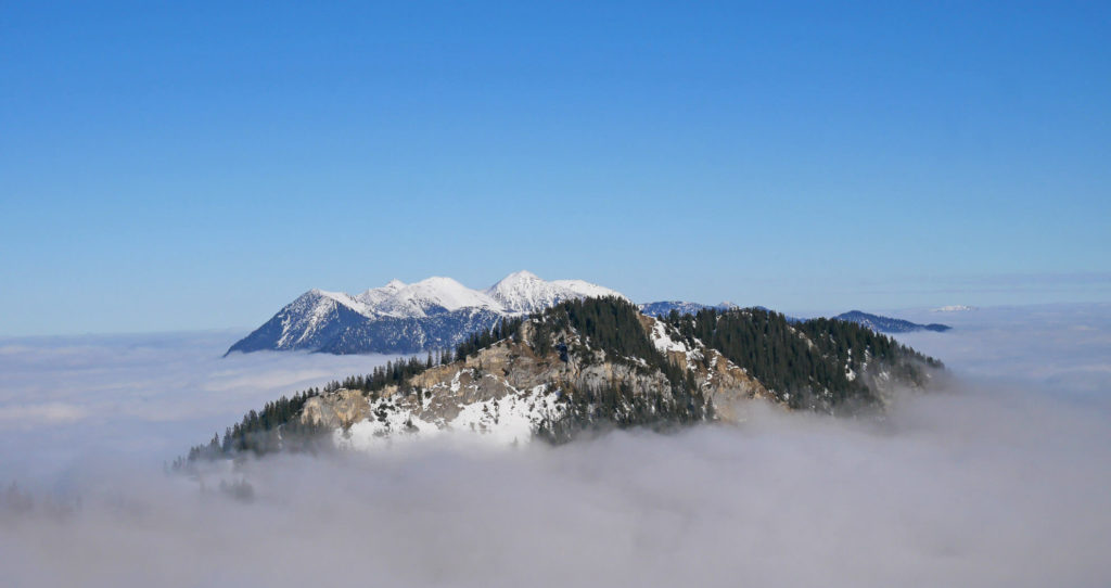 Garmisch Krottenkopf Winter