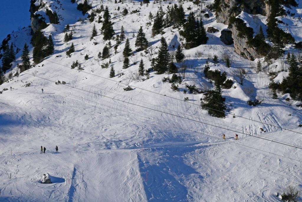 Hochalm Ski Wanderung