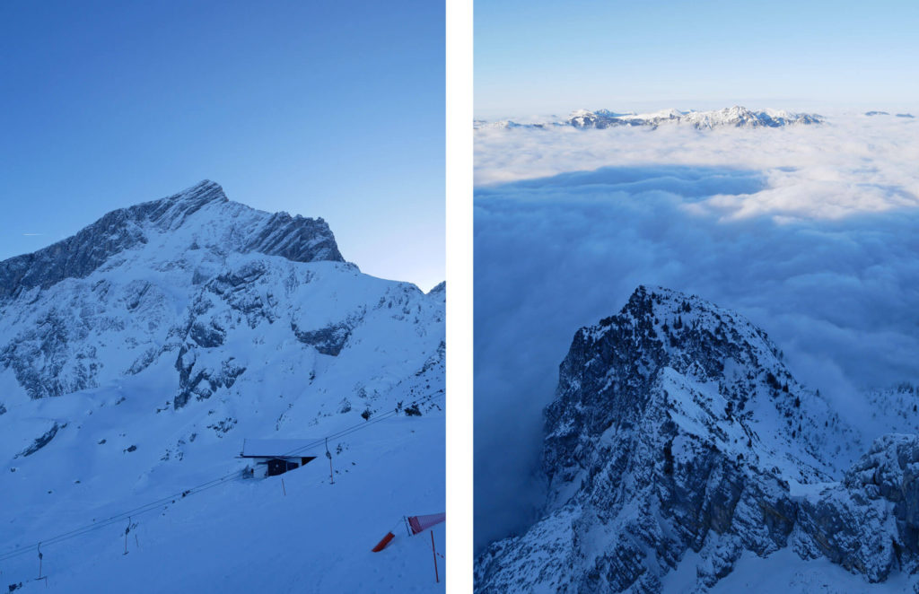Osterfelder Alpspitze Winter