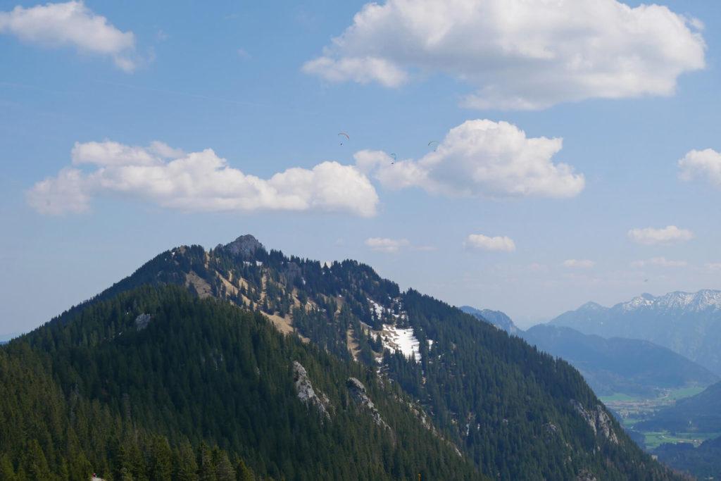 Brunnenkopf Ausblick