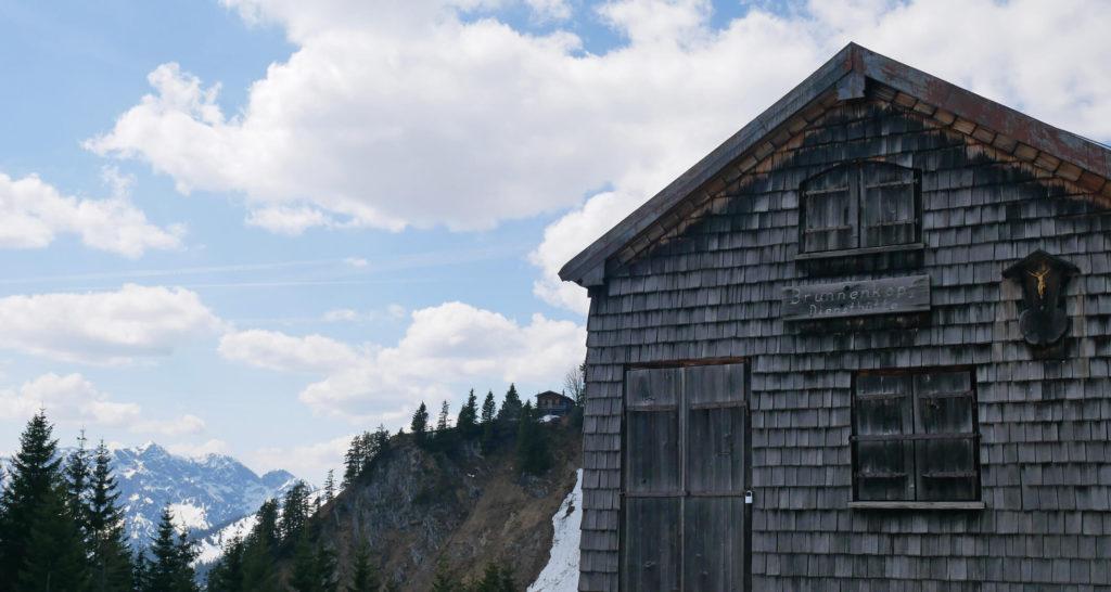 Brunnenkopf Diensthütte