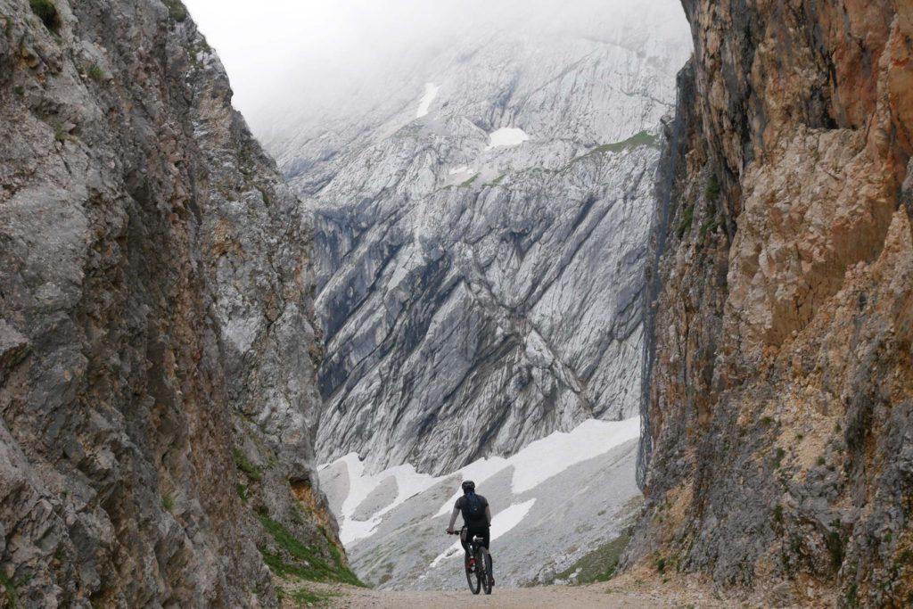 Felsentor Garmisch Classic