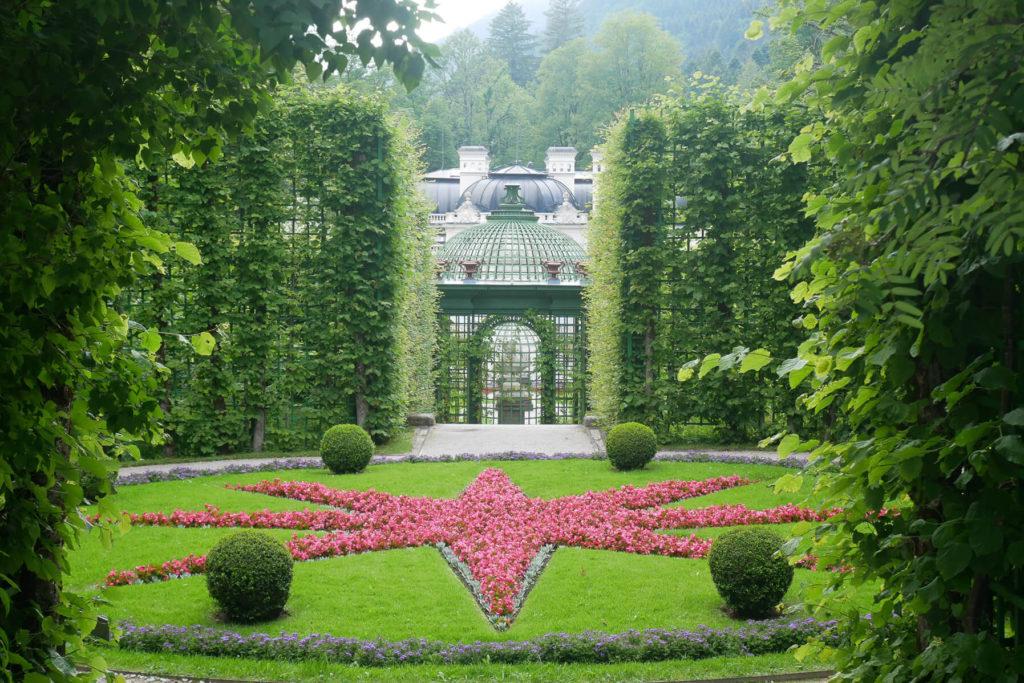 Linderhof Schlosspark