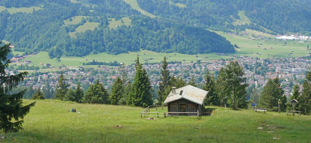 eckenhütte garmisch partenkirchen