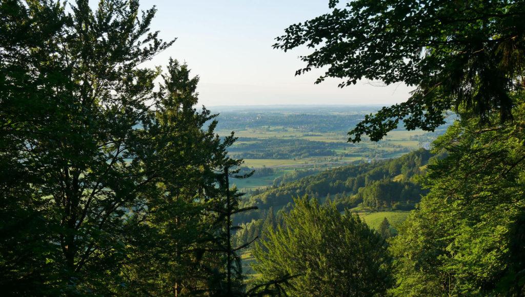 Heldenkreuz Eschenlohe Weg