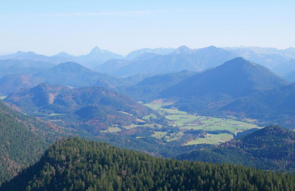Jochberg Jachenau Oberbayern