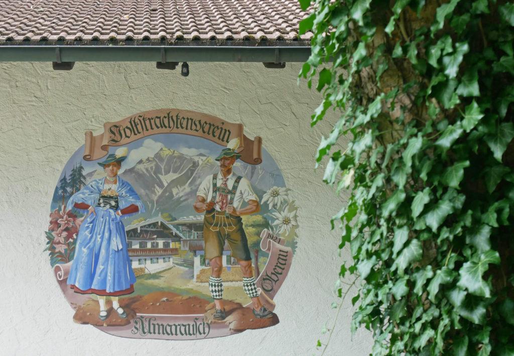 Trachtenvereinsheim Oberau
