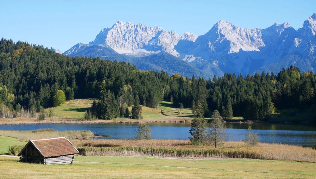Geroldersee Karwendel