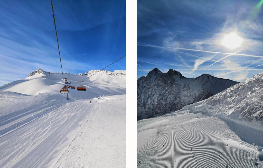 Zugspitze Wetterwandeck Brunntal