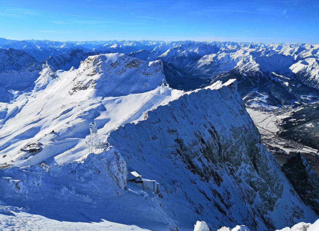 Zugspitze Gletscherskigebiet