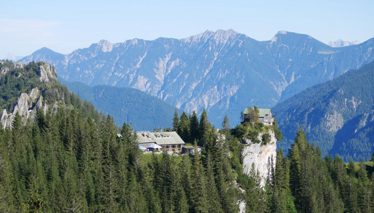 Pürschling Wanderung Linderhof
